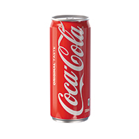Coke in a Can