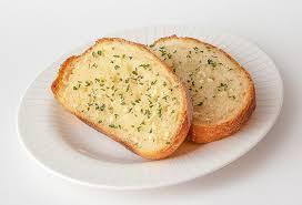 Extra Garlic Bread (2 slices)
