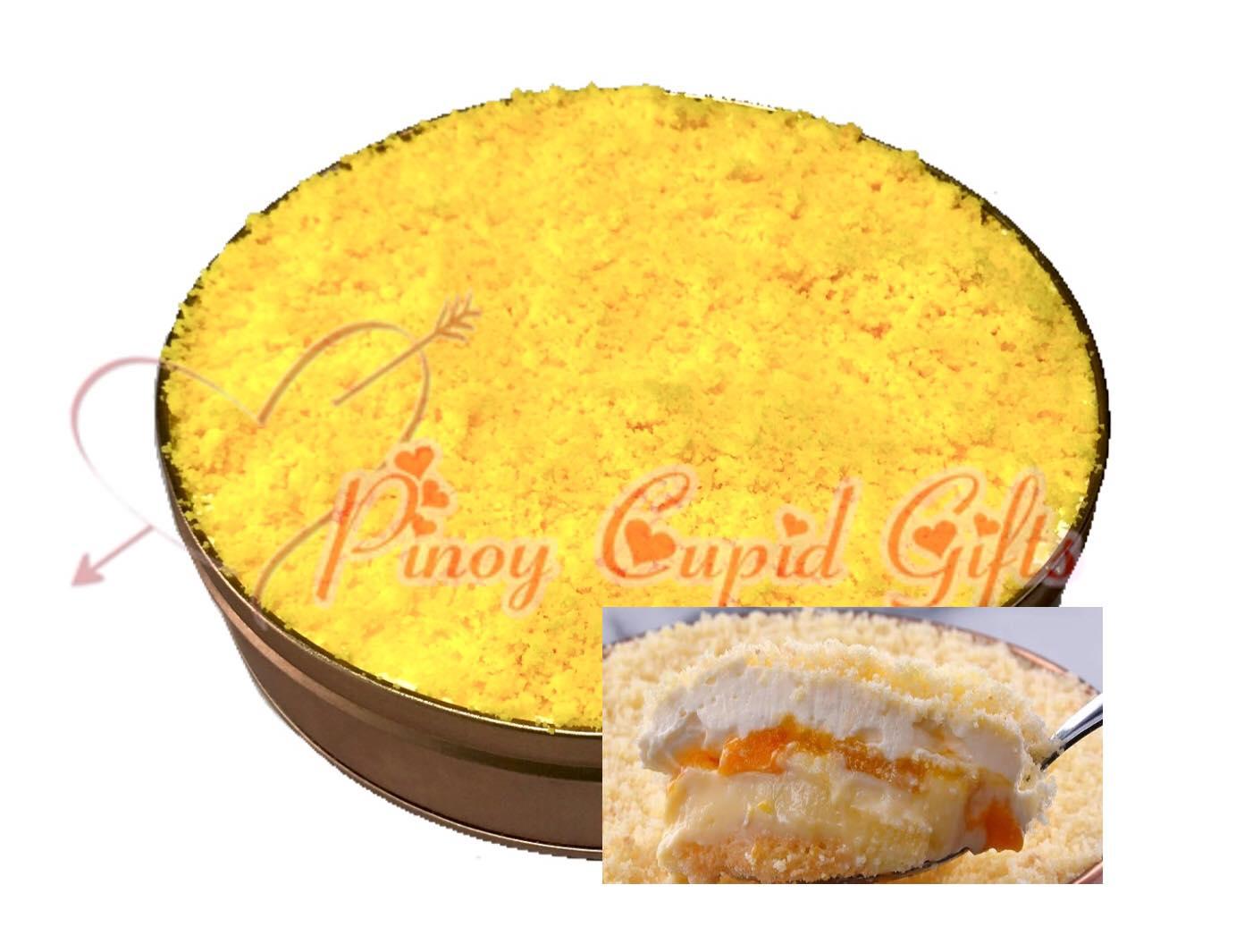 Mango Dream Cake