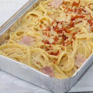 Pasta Carbonara by Conti's