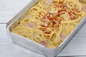 Carbonara Pasta-Family