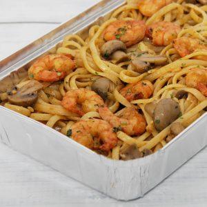 Pasta Con Gambas by Conti's