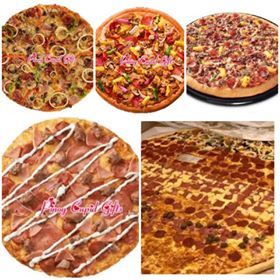 ALL PIZZA