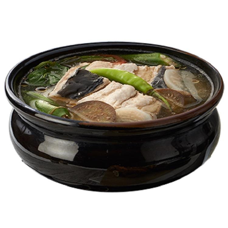 Sinigang na Tiyan ng Bangus (2-3 servings)