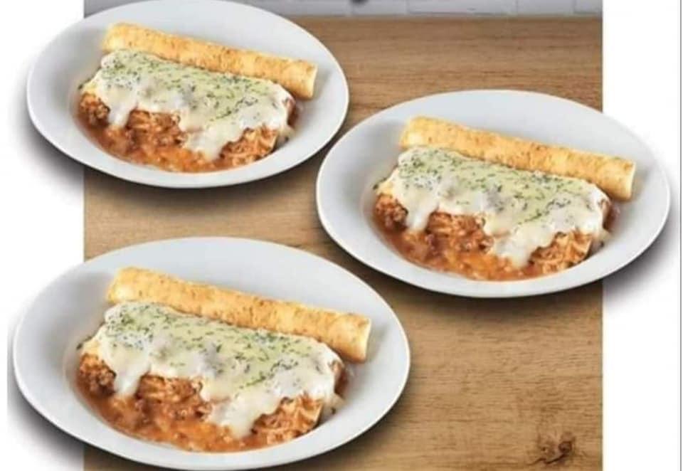 SPECIAL BUNDLE A (3 Lasagna Supreme)