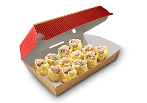 12 pcs Steamed Pork Siomai