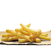 Thick-Cut Fries (Large)