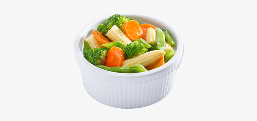 Steamed Vegetables - Large