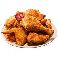 4pcs  OMG Fried Chicken