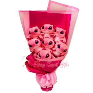 STUFFED TOY BOUQUETS