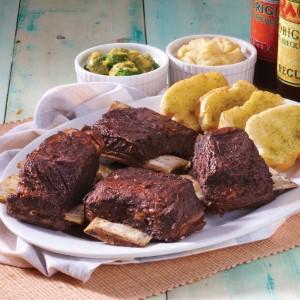 Beef Ribs by Racks