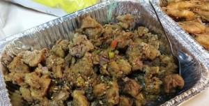 Binondo Buttered Garlic Chicken