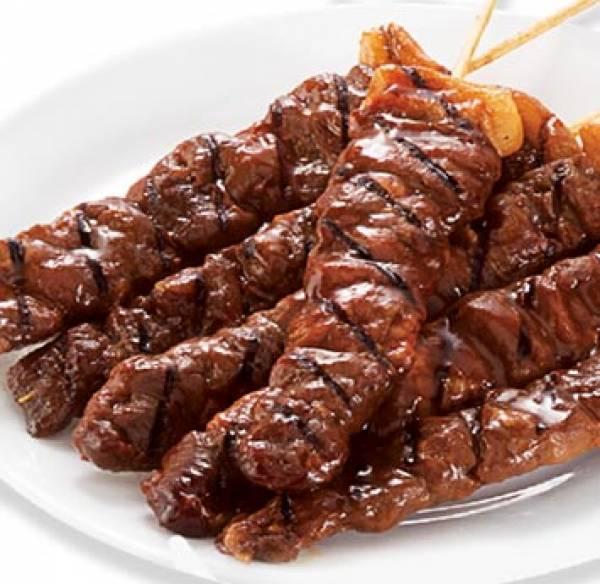 20pcs Pork BBQ