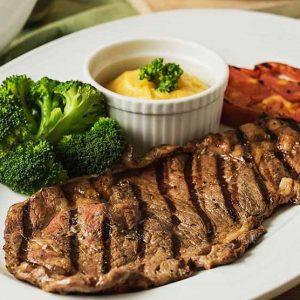 US Ribeye Steak by Racks
