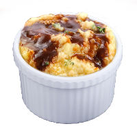 Roasted Garlic Mashed Potato-Large