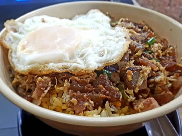 Sisig Rice Bowl x2
