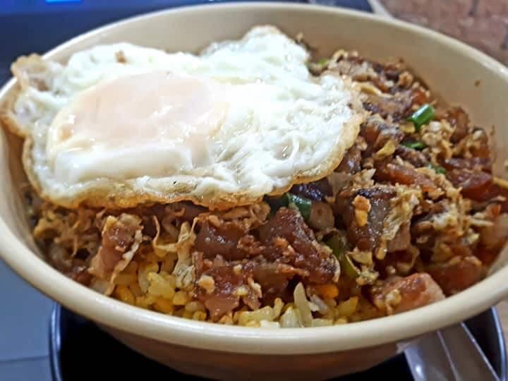 Sisig Rice Bowl x2