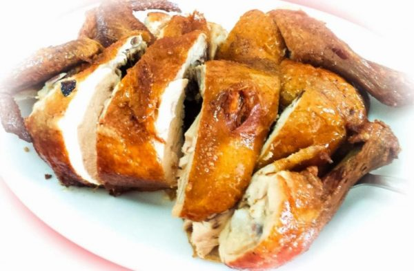 Binondo Whole Fried Chicken