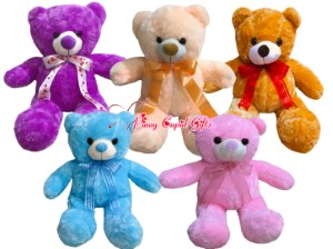 22 inches teddy bear (x1pc)