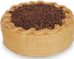 Coffee Butter Crunch Cake by Cake2Go