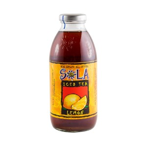 Sola Iced Tea Lemon (472ml)
