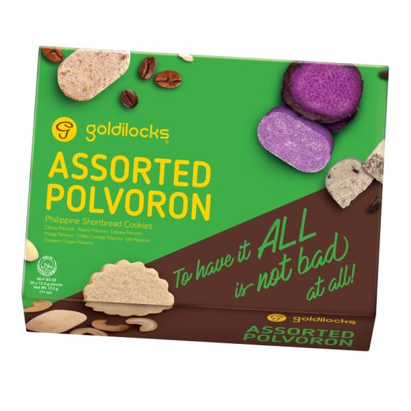 Assorted Polvorons (Box)