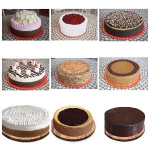 CAKES, PIES, PASTRIES