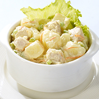 Chicken Potato Salad (serves 2-3)