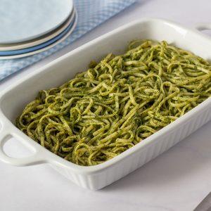Conti's Linguine in Pesto