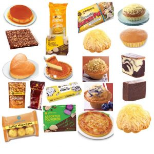 GOLDILOCKS PASTRIES & PIES