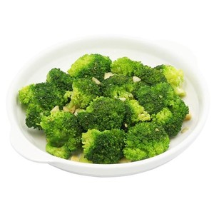 Broccoli Garlic (serves 2-3)