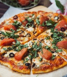 Mary Grace Margherita Pizza