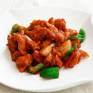 Sweet & Sour Chicken Fillet