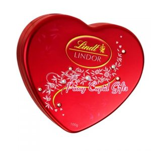 Lindt Heart  Chocolate