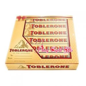 Toblerone Gift Pack (6x50g)
