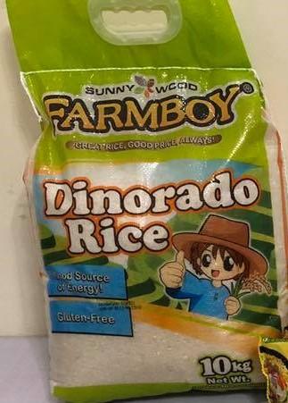 10 KG Rice
