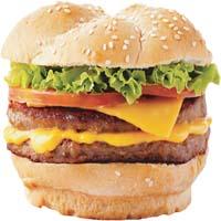 Double Cheesy Burger x2