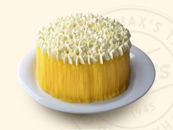 Max's Mini Caramel Cake