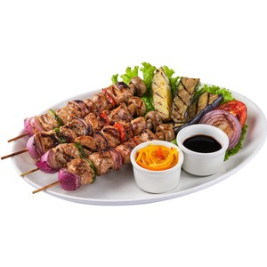 Chicken Kebab by Gerry's Grill