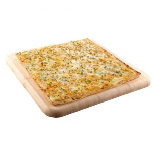 Garlic and Cheese Pizza by Kenny Rogers