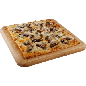 Philly Cheesesteak Pizza by Kenny Rogers