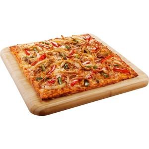 Roast Chicken Fajitas Pizza by Kenny Rogers
