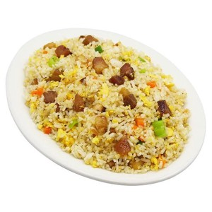 LECHON-MACAU FRIED RICE (2-3 persons)