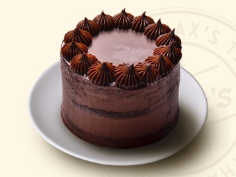 Max's Malagos Mini Chocolate Cake