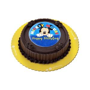 Goldilocks Mickey Birthday Cake