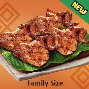 Chicken Inasal Pecho Large-Family Size