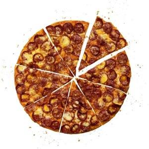 Yellow Cab Pepperoni Original Crust Pizza