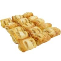 US Apple Strudels 15's
