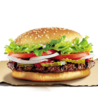ADD 2 Regular Whoppers