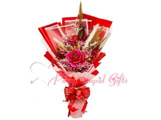 Everlasting Dried Flower Bouquet